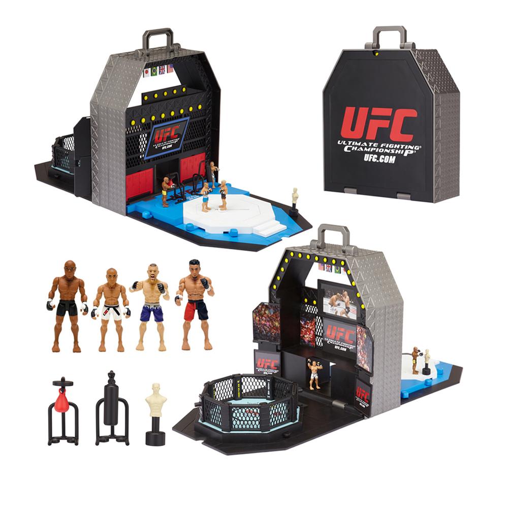 UFC Micro Playset