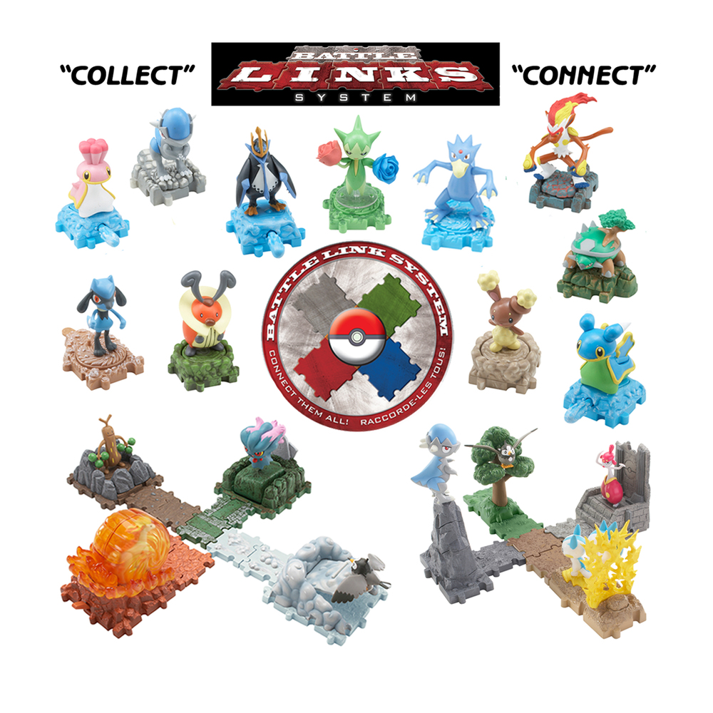 Pokemon Battle Links (Accessories/Playsets)