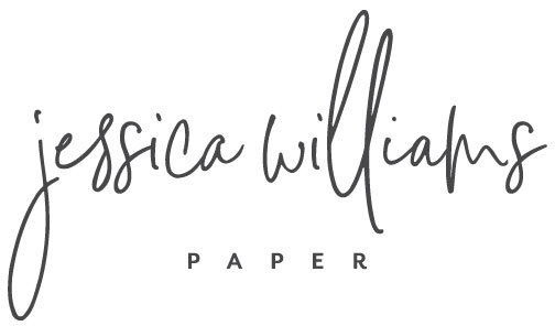 Jessica Williams Paper | Nashville Wedding Invitations | Custom Invitations