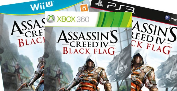Assassin's Creed 4… which will also be available on the systems you already have:  The PlayStation 3, X-Box 360, and Wii-U.
