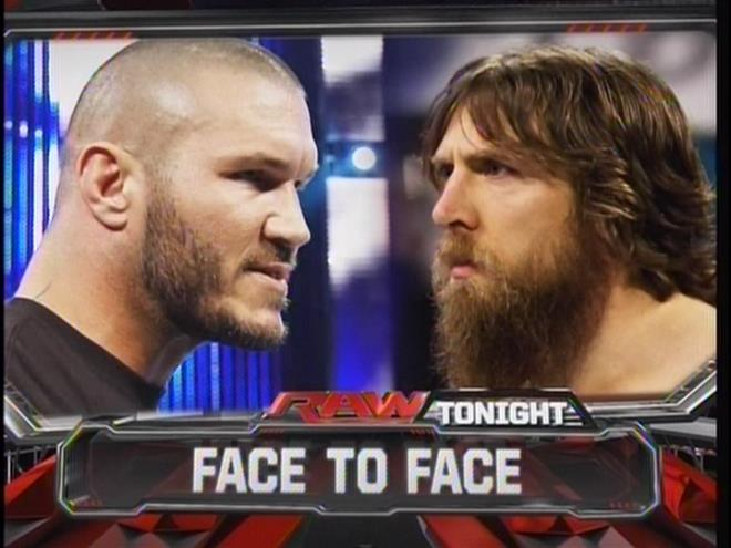 Staring Contest Main Event Tonight!!!  Oh well, at least they're done having Daniel Bryan hug people and go to therapy.  For a company run by Republicans they're all about Liberal propaganda.