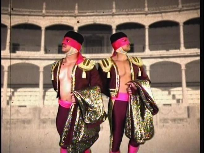 Epico and Primo have been repackaged with penis mask-caps and bullfighter costumes.  This will either be legendary or a disaster.