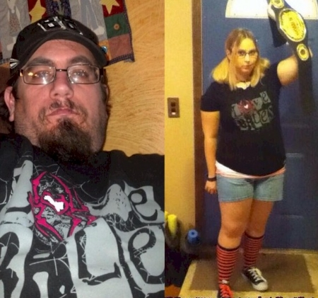 "It is impossible to proudly wear an AJ Lee ""Love Bites"" t-shirt and not look like some kind of mutation from The Hills Have Eyes movies."