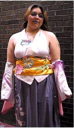 Mexican Hooker Yuna