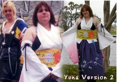 Identity Crisis Yuna