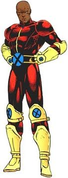 Synch Real Name: Everett Thomas First Appearance: X-Men #36 (1994) Mutant Power: Can mimic any mutant power in his vicinity.