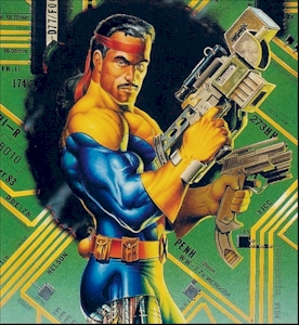 Forge Real Name: Unknown First Appearance: Uncanny X-Men #184 (1984) Mutant Power: Can build any type of machine.