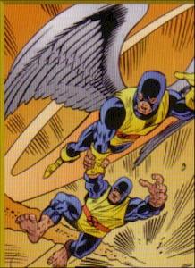 Angel Real Name: Warren Worthington III First Appearance: X-Men #1 (1963) Mutant Powers: Flight