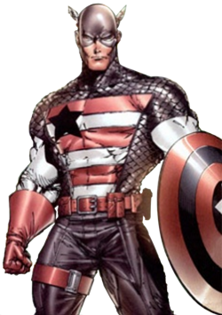 U.S. Agent Powers: See also CAPTAIN AMERICA.