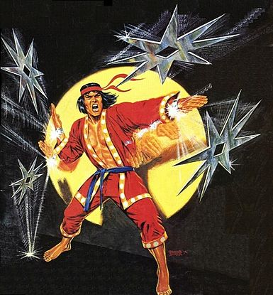 Shang Chi: Master of Kung-Fu Powers: Superb Athlete, Expert of Chinese Martial Arts.