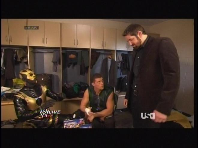 Wade Barrett hates you.