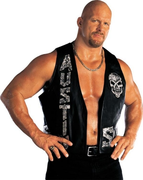 """One look at Steve Austin says: """"Don't f*** with this guy."""""""