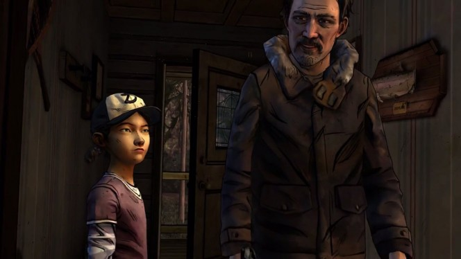 "Michael Madsen voices ""Carver,"" a man who may or may not be Telltale's answer to ""The Governor."""