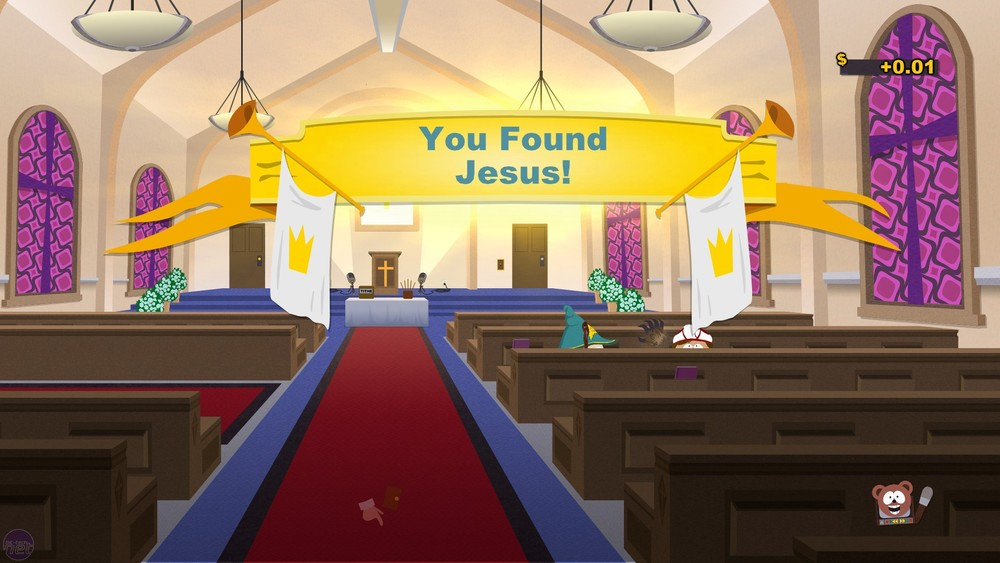 After you play this game you'll need to find Jesus too, to repent for your sins.