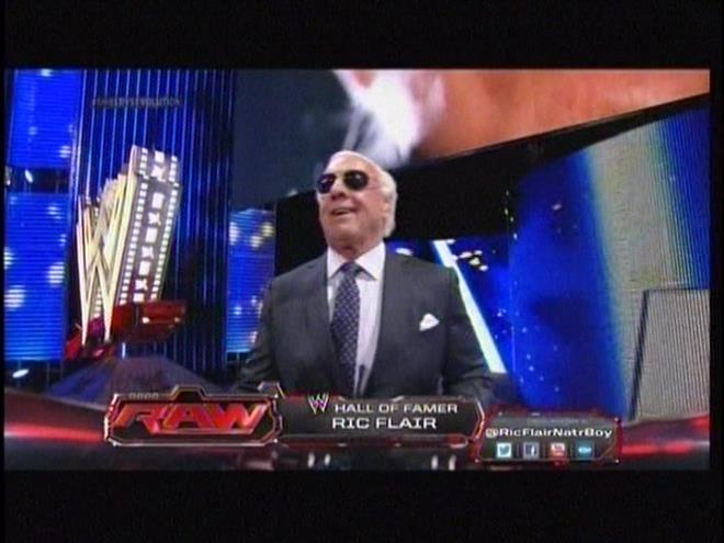 "Ric Flair stars in ""Scent of a Woman 2,"" Scent of Divorce!  HOO-AHHH!!!!"