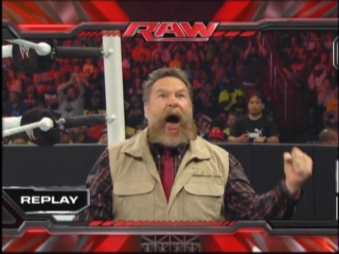 Zeb Colter: The best O Face in the business.