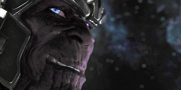 Thanos doesn't even have to do anything at all to be one of the most impressive and visually-spectacular things you'll see in this film.
