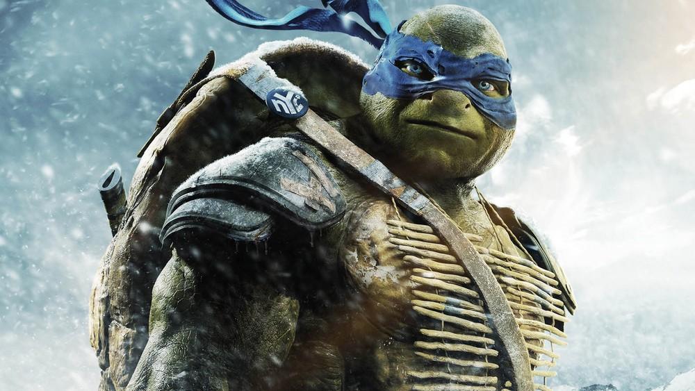 At The Movies - Review: Teenage Mutant Ninja Turtles (2014 ...