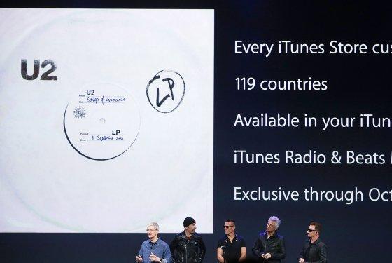 Listen to U2... or else.