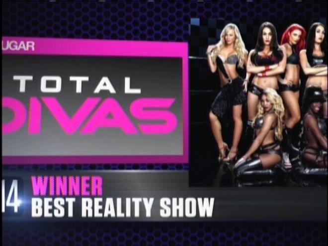 I wouldn't watch Total Divas if my television grew a mouth and sucked my dick during the entire show.