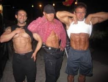 """They're the Six-Pack Mafia, and they're here to make an impact!"""