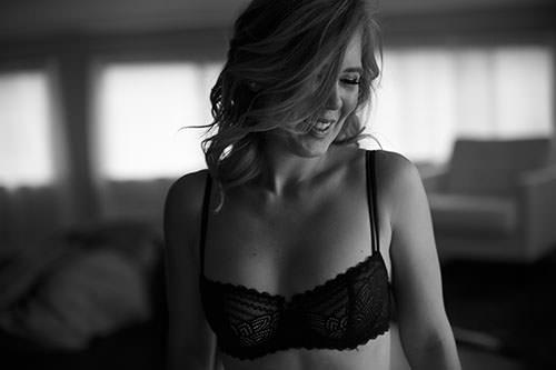 Mrs. D's boudoir shot
