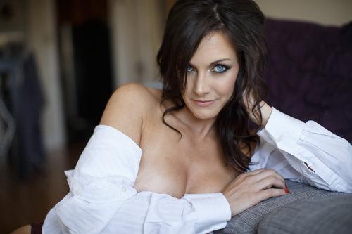 Mrs. G's boudoir shot