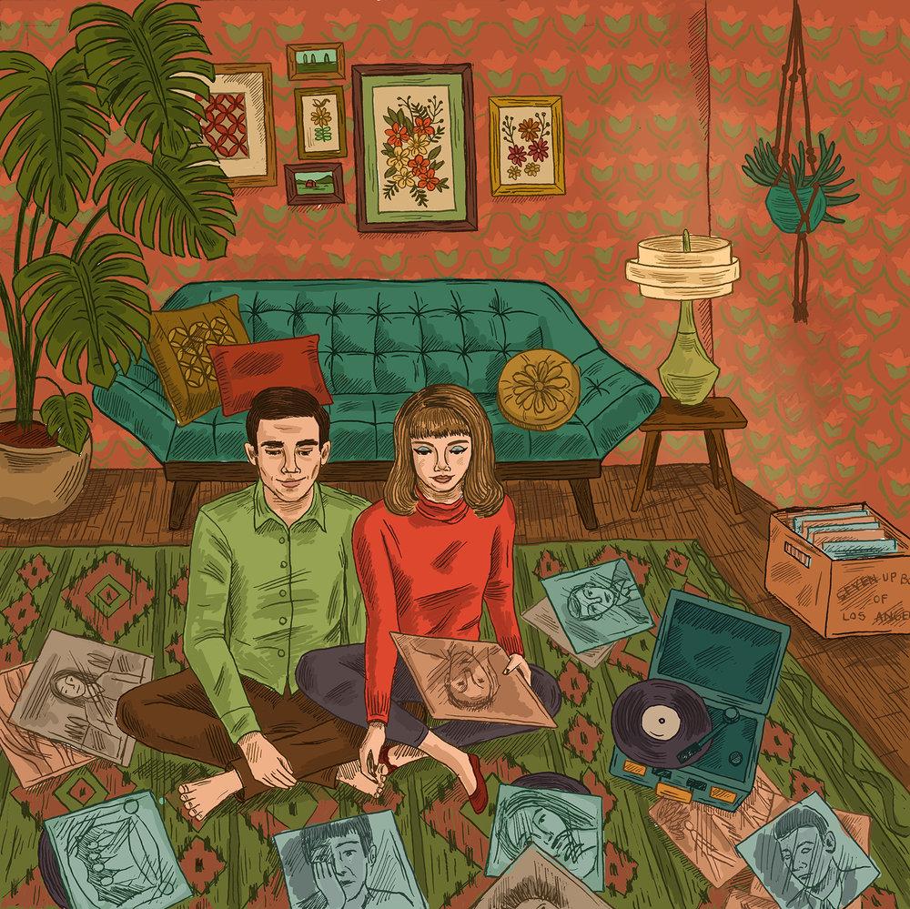 Vinyl Afternoon
