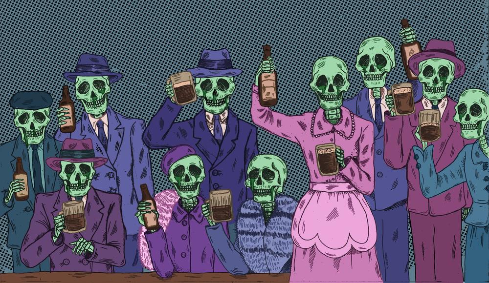 Poison, Hot Rum Cow 2016