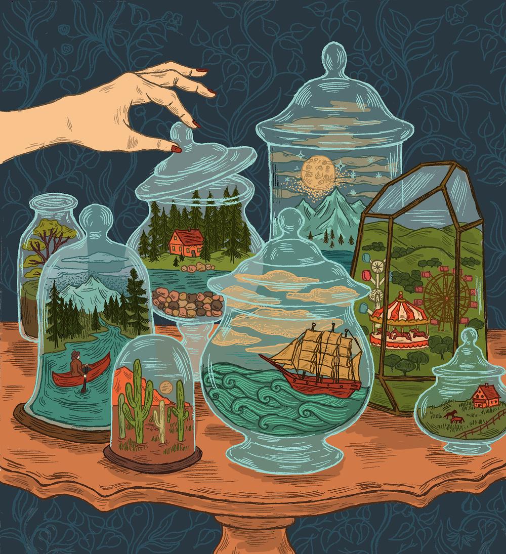 Small Worlds, Plansponsor 2016