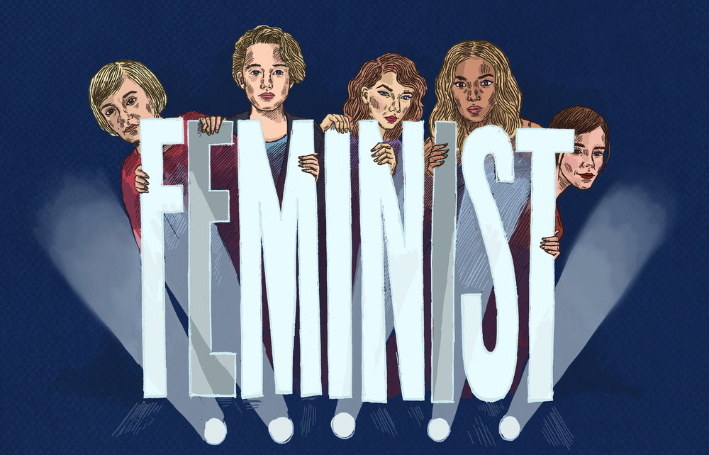 FEMINIST, The Guardian 2014