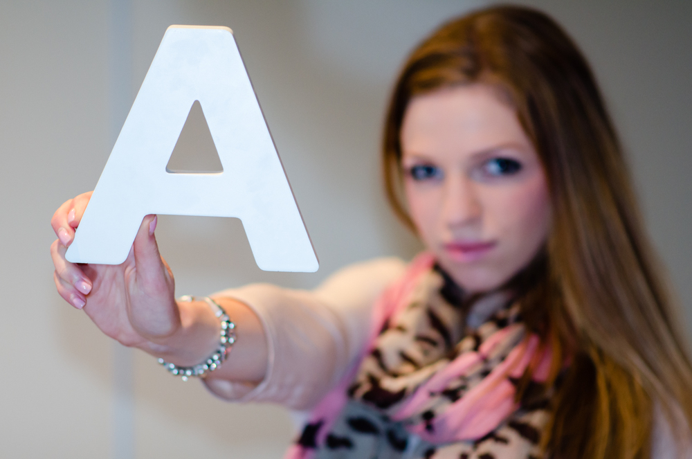 De A van Anna Beau