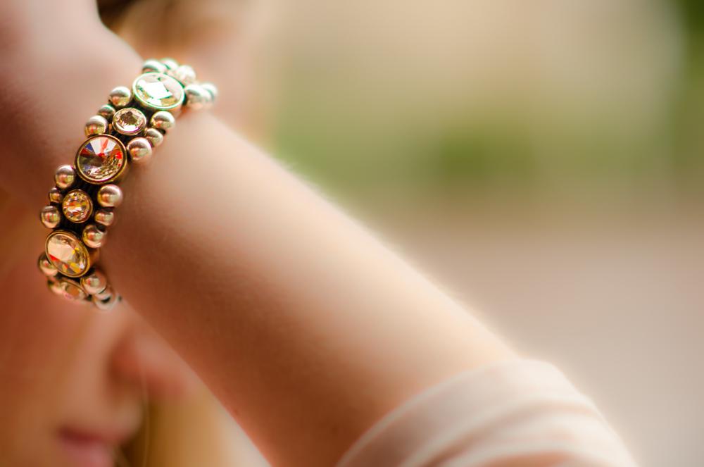 Product shot: armband
