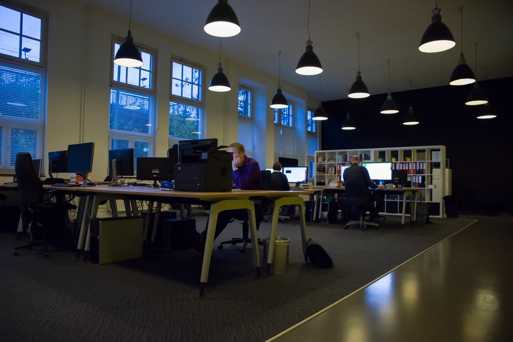The creative center