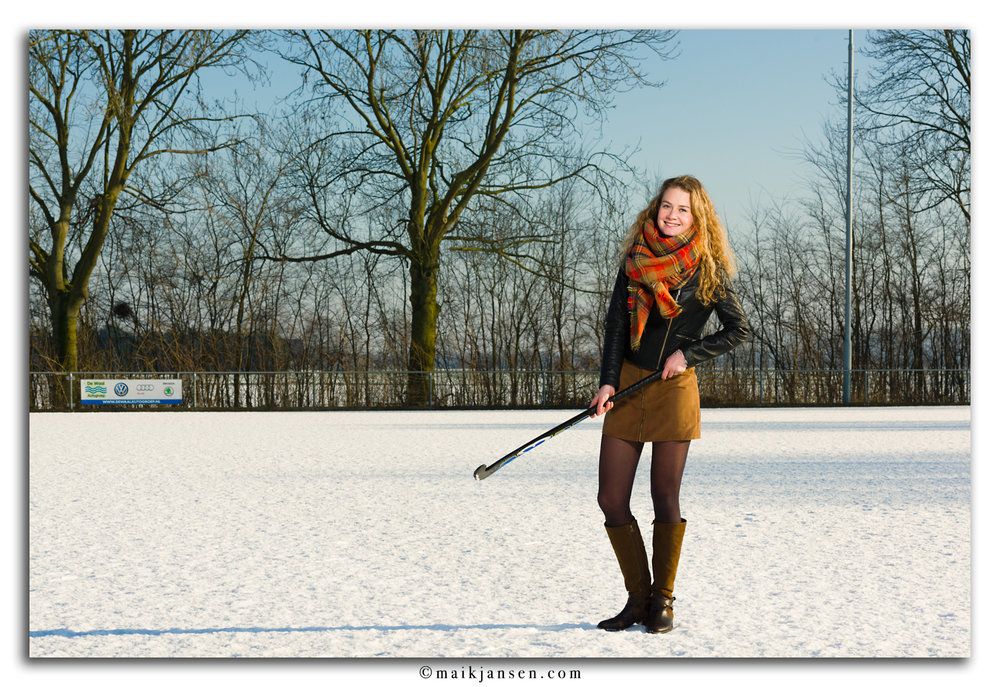 Marieke Korsten Hockey