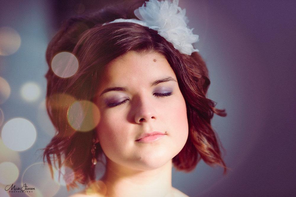 Model: Marit MUAH:Floor Lutjenhuis – van Lanen (Face 2 Face Visagie)