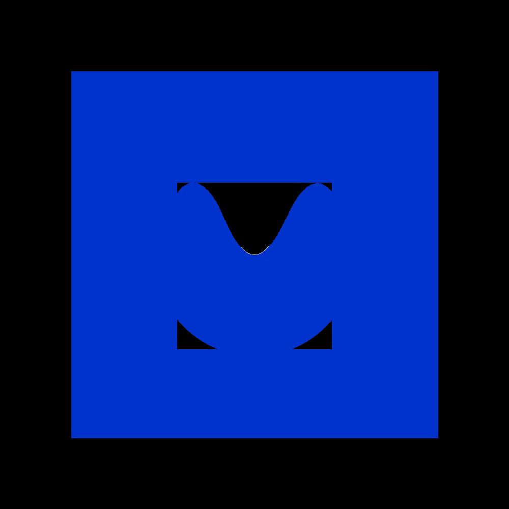 """In onze studio staat de trots centraal die jij voelt als je kijkt naar je foto's. In het centrum van ons logo wordt daarom het pauwenoog uitgebeeld,zoals deze is te vinden aan de uiteinden van de staartveren. Jij trots? Wij trots!  Daarnaast is in het wit de """"M"""" van Magazine leesbaar en in het blauw de """"P"""" van Portraits;het concept van de glamour-belevenis in onze studio."""