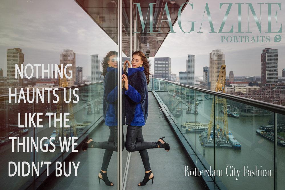 Rotterdam Fashion Scape