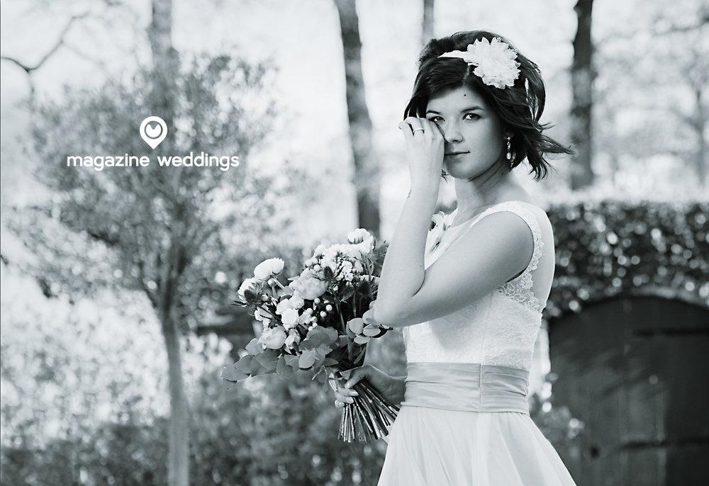 Magazine Weddings