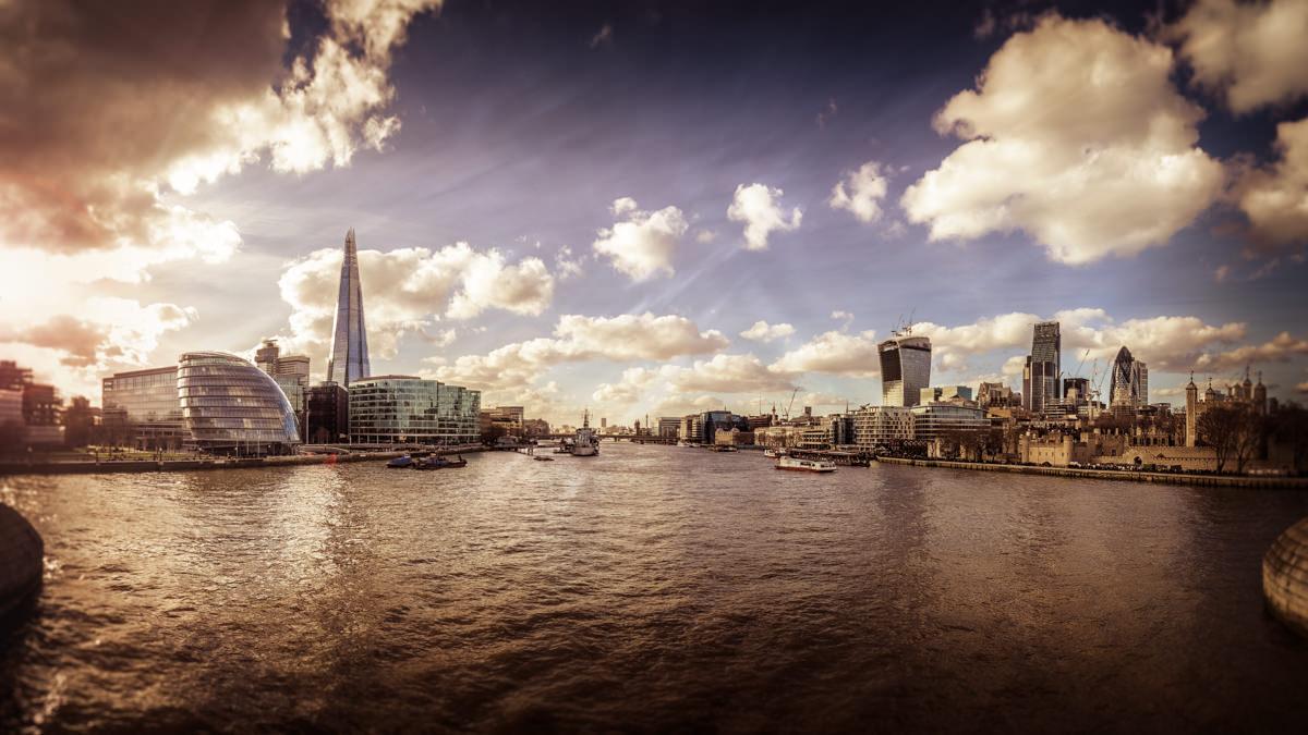 Wide Angle London