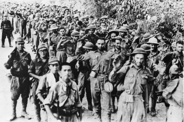 The Bataan Death March, National Archives