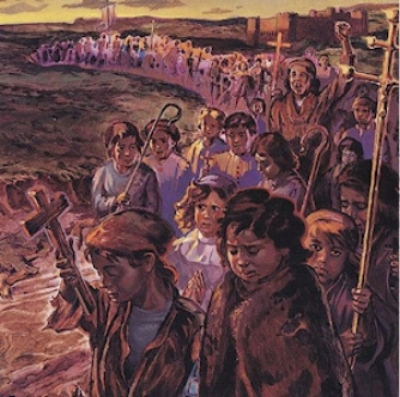 """The Children's Crusade"" by Felix Nguyen"