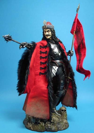 vlad the impaler action figure