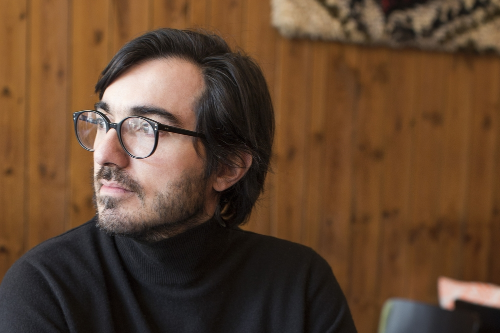 Efe Çakarel FOUNDER OF MUBI