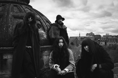 BO NINGEN  Enlightenment activists from far east psychedelic underground. Bo Ningen are from Tokyo, Gunmma, Tajimi, Nishinomiya but met in london. 'BEING PSYchedelic means to stand queitly / loudly in the middle of the interzone and stare at both sides at once'.  11.00pm | THE compost heap