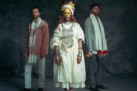 HEJIRA london based band Hejira are known for collaborations with Matthew Herbert & Floating Points. THEir self-produced EP, Lima Limo CEREMONY, was released through their independent label Lima Limo Records. 4.15pm | The Music pavilion