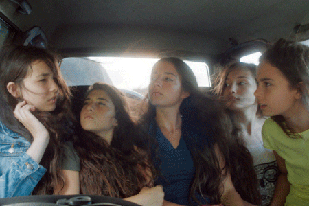 mustang+ SHORTS [15]    2016, Dir. Deniz Gamze Ergüven, Turkish with english subtitles   When five orphan girls are seen innocently playing with boys on a beach, their scandalised conservative guardians confine them while forced marriages are arranged.   10.15pm | Horse Chestnut glade