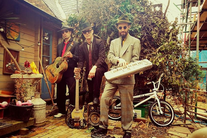 The Maskaradin' Troubadours play a mixture of Calypso and Carnival grooves. Bringing you classic numbers by the greats (Kitchener, De Leon, Sparrow) revamped with a modern sound and sensibility, guaranteed to get the party moving in a positive direction