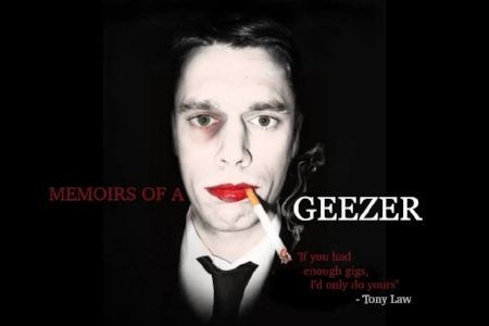 COMEDY: memoirs of a geezer Steve McCann brings 'Memoirs of a Geezer' to Shuffle. This East End Show has become very well-known in comedy and seeks to celebrate this traditional part of London with a selection of the best comedians on the circuit. 10PM | octagonal chapel