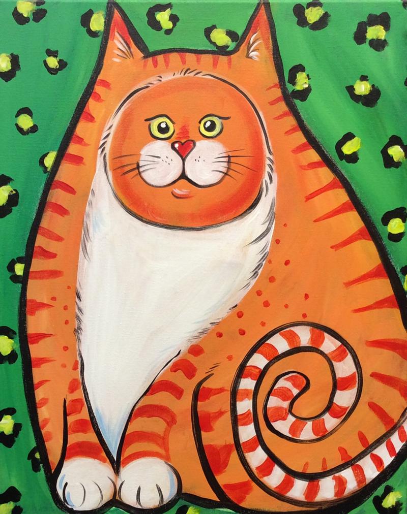 Fat Cat (Tiger Cat)